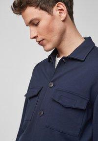 s.Oliver - Summer jacket - dark blue - 3