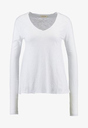 JACKSONVILLE - Long sleeved top - blanc