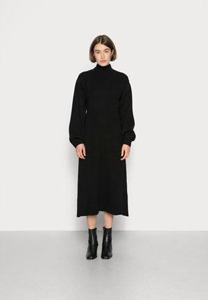 KAMILLA - Jumper dress - black