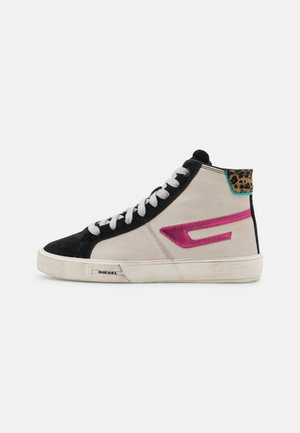 S-MYDORI ML W - Sneakers hoog - grey/black