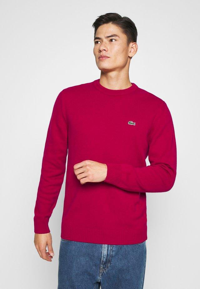 AH1988-00 - Pullover - bordeaux
