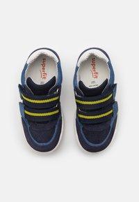 Superfit - EARTH - Touch-strap shoes - blau - 3