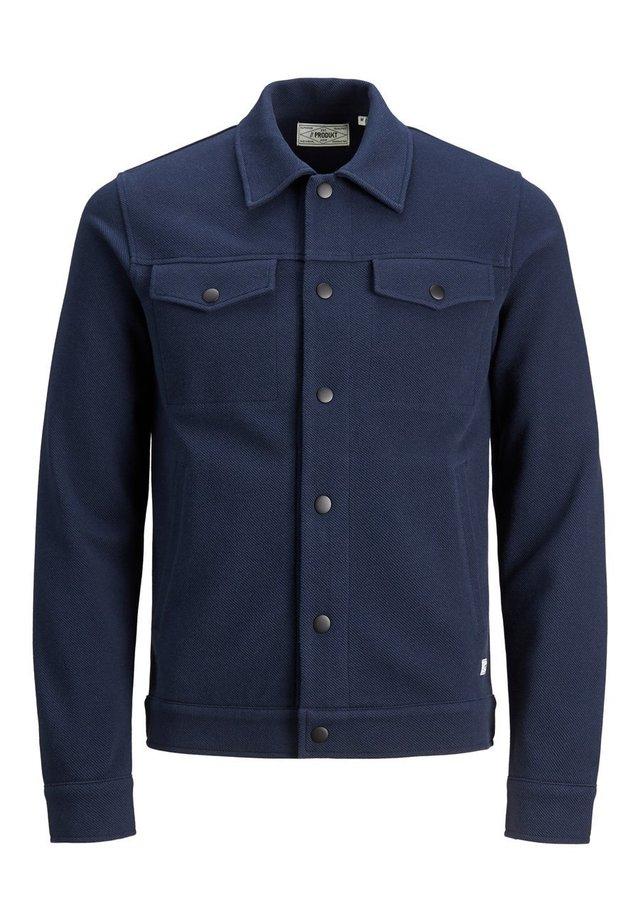 Kurtka wiosenna - navy blazer
