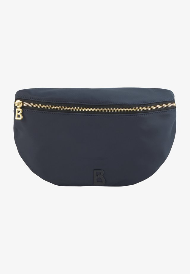 Bum bag - navy-blau