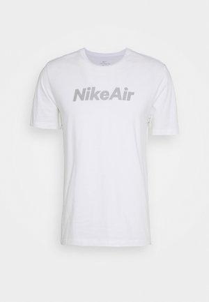 TEE AIR - T-shirts print - white