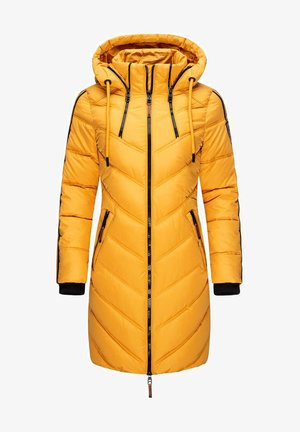 ARMASA - Winter coat - gelb