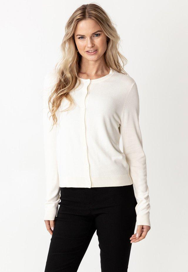 ENYA - Cardigan - white