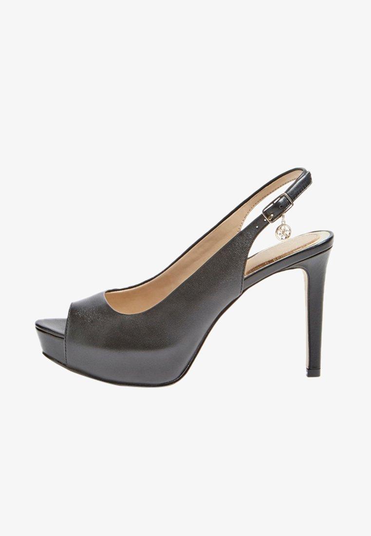 Guess - High heeled sandals - black