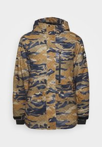 Quiksilver - MISSION - Snowboard jacket - military olive - 5
