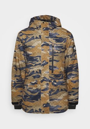 MISSION - Snowboard jacket - military olive
