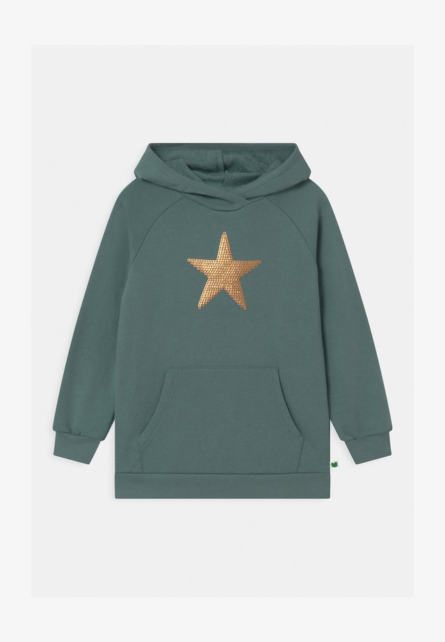 STAR HOODIE UNISEX - Sweat à capuche - cloud