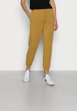 PERFECT JOGGER - Tracksuit bottoms - bronzed lichen