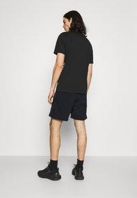 Nike Sportswear - AIR - Pantaloni sportivi - black/dark smoke grey/white - 2