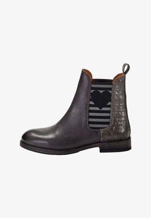 CHELSEA BOOT AMY - Korte laarzen - gray