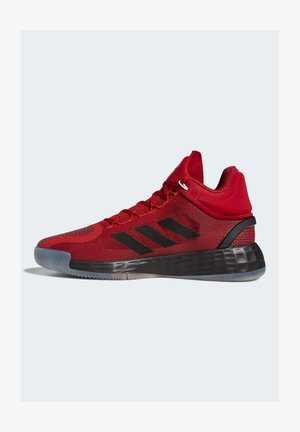 D ROSE 11 SHOES - Basketball shoes - red