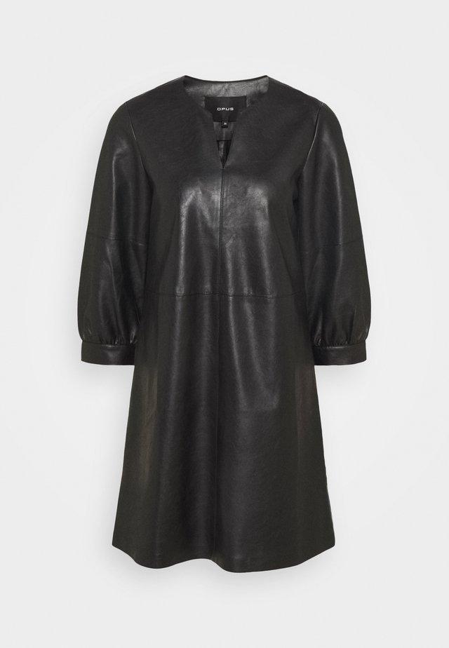 WAKI - Day dress - black