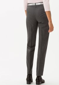 BRAX - Trousers - light grey