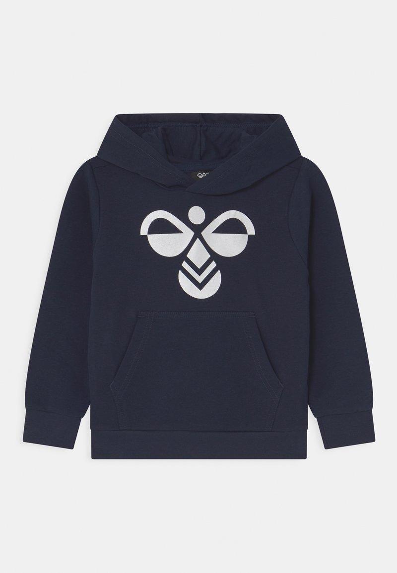 Hummel - CUATRO  - Mikina skapucí - black iris