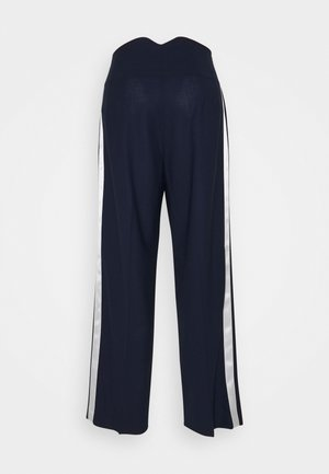 WOMENS TROUSERS - Trousers - blue