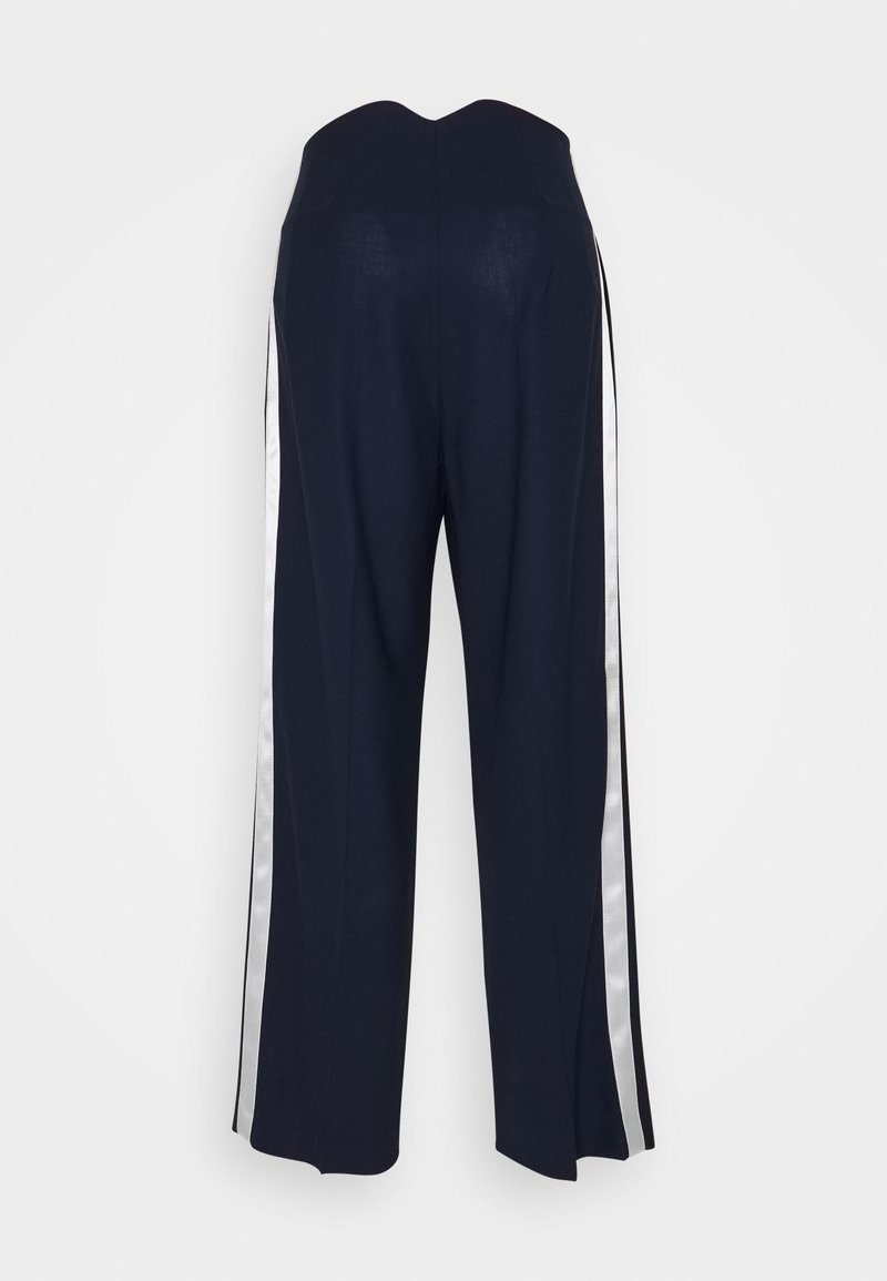 PS Paul Smith - WOMENS TROUSERS - Kalhoty - blue