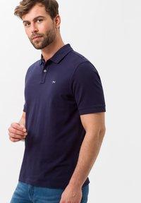 BRAX - STYLE PETE - Polo shirt - ocean - 0
