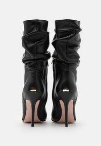 Liu Jo Jeans - MARILYN - Botas de tacón - black - 2