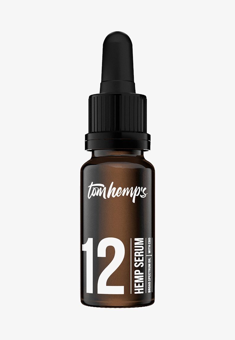 Tom Hemp's - HEMP SERUM 12 - BROADSPECTRUM OIL WITH CBD - Serum - -