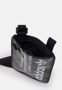 adidas Originals - POUCH UNISEX - Across body bag - black - 2