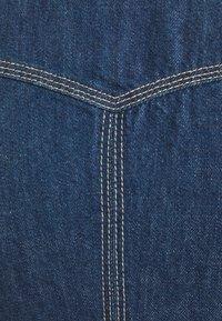 Versace Jeans Couture - LADY - Button-down blouse - indigo - 7