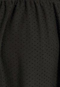 MAMALICIOUS - NURSING - Bluzka z długim rękawem - black - 5