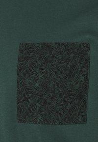 Esprit - Print T-shirt - teal blue - 2