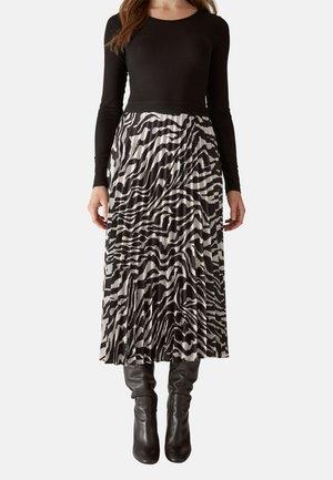 Maxi skirt - nero