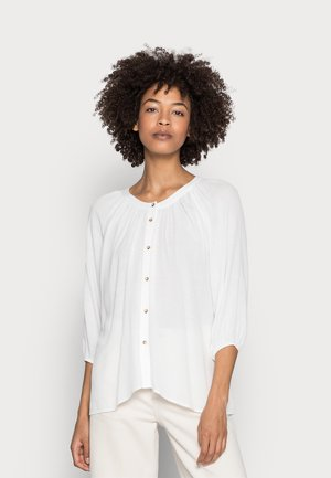 BLOUSE - Blouse - off white