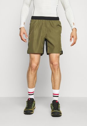 TRAIL - Outdoor shorts - focus olive