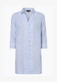 Franco Callegari - Button-down blouse - hellblau - 0