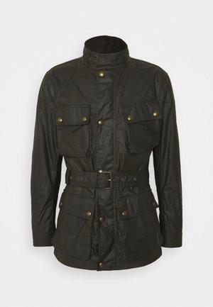 TRIALMASTER JACKET - Krátký kabát - faded olive