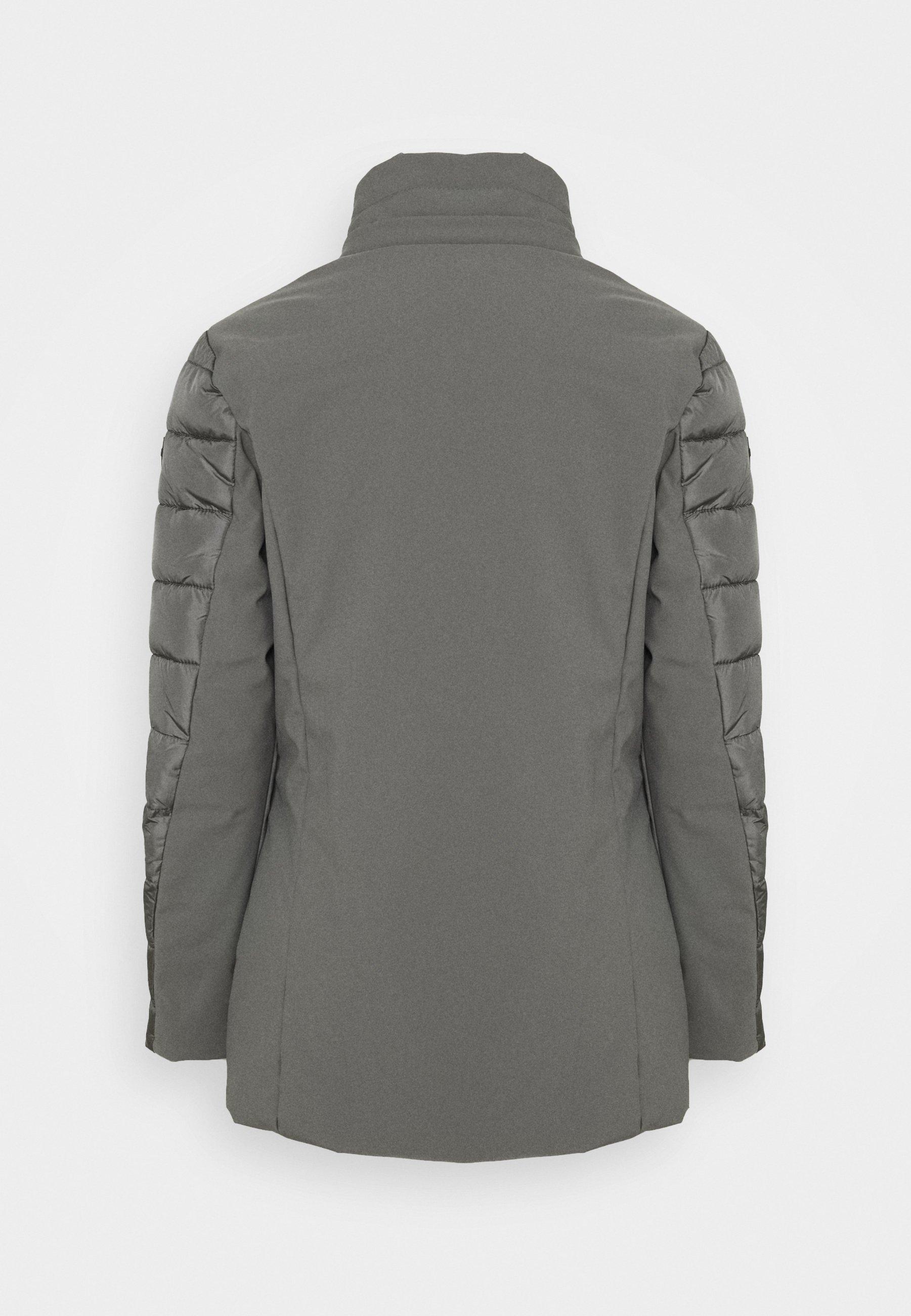 CMP WOMAN MID JACKET HOOD - Winter jacket - dust igkAw