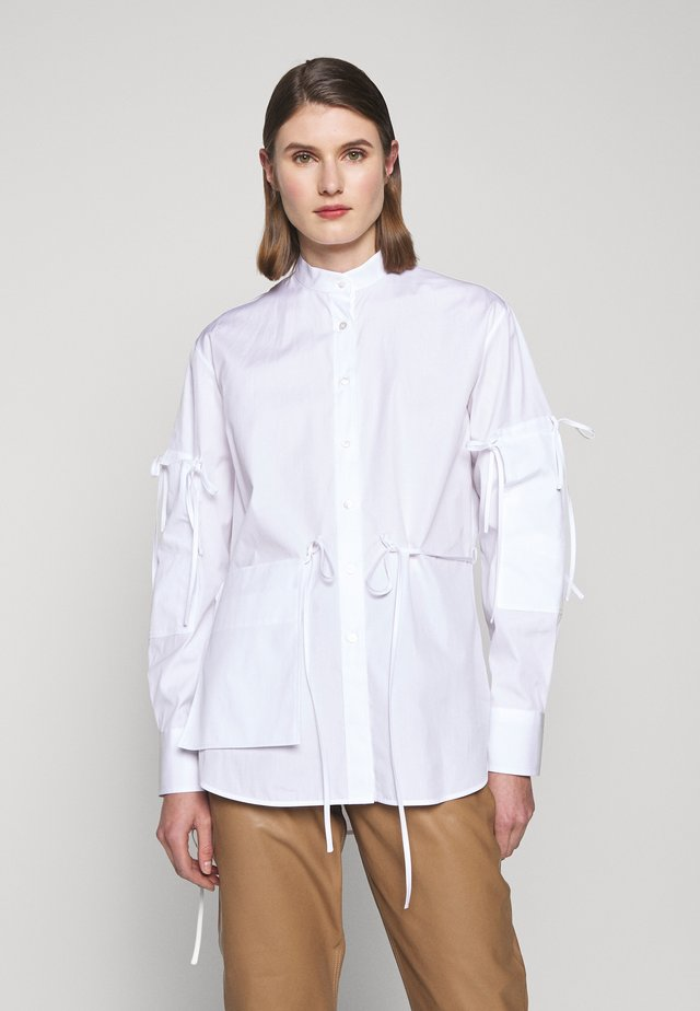 BLOUSE - Camicia - white