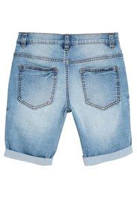 Next - Szorty jeansowe - blue - 1