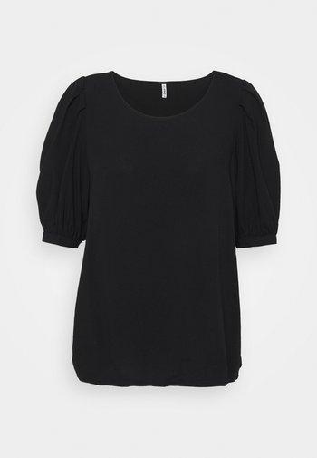 ONLKARMA LIFE  SOLID - T-shirt basique - black