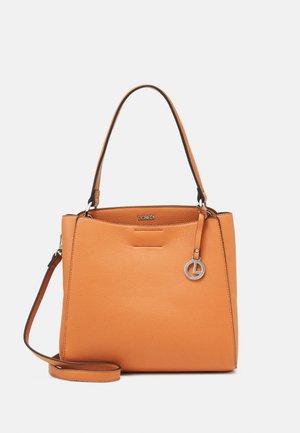 FABIENNE - Handbag - terra