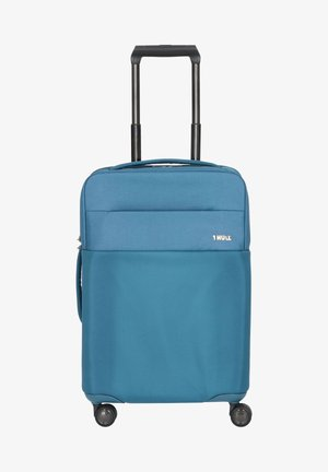 Wheeled suitcase - legion blue