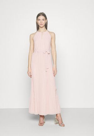 VIKATELYN HALTERNECK DRESS - Vestido de fiesta - rose smoke