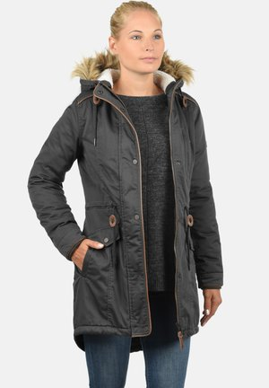 ANNA - Winter coat - dark grey