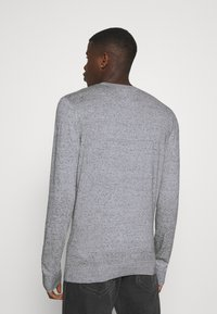 Hollister Co. - CORE CREW - Pullover - light grey - 2