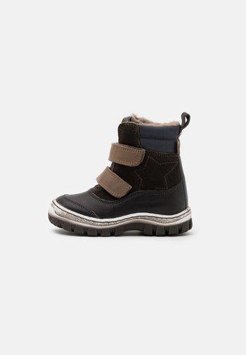 DWAYNE - Zimní obuv - antracite