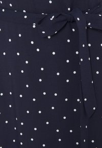 Anna Field Tall - Vestido informal - dark blue/white - 2
