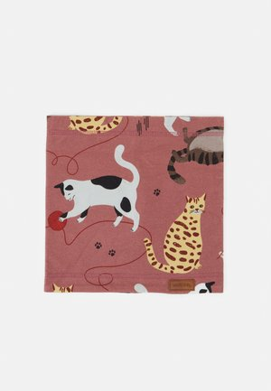 LOOP PLAYFUL CATS UNISEX - Snood - pink