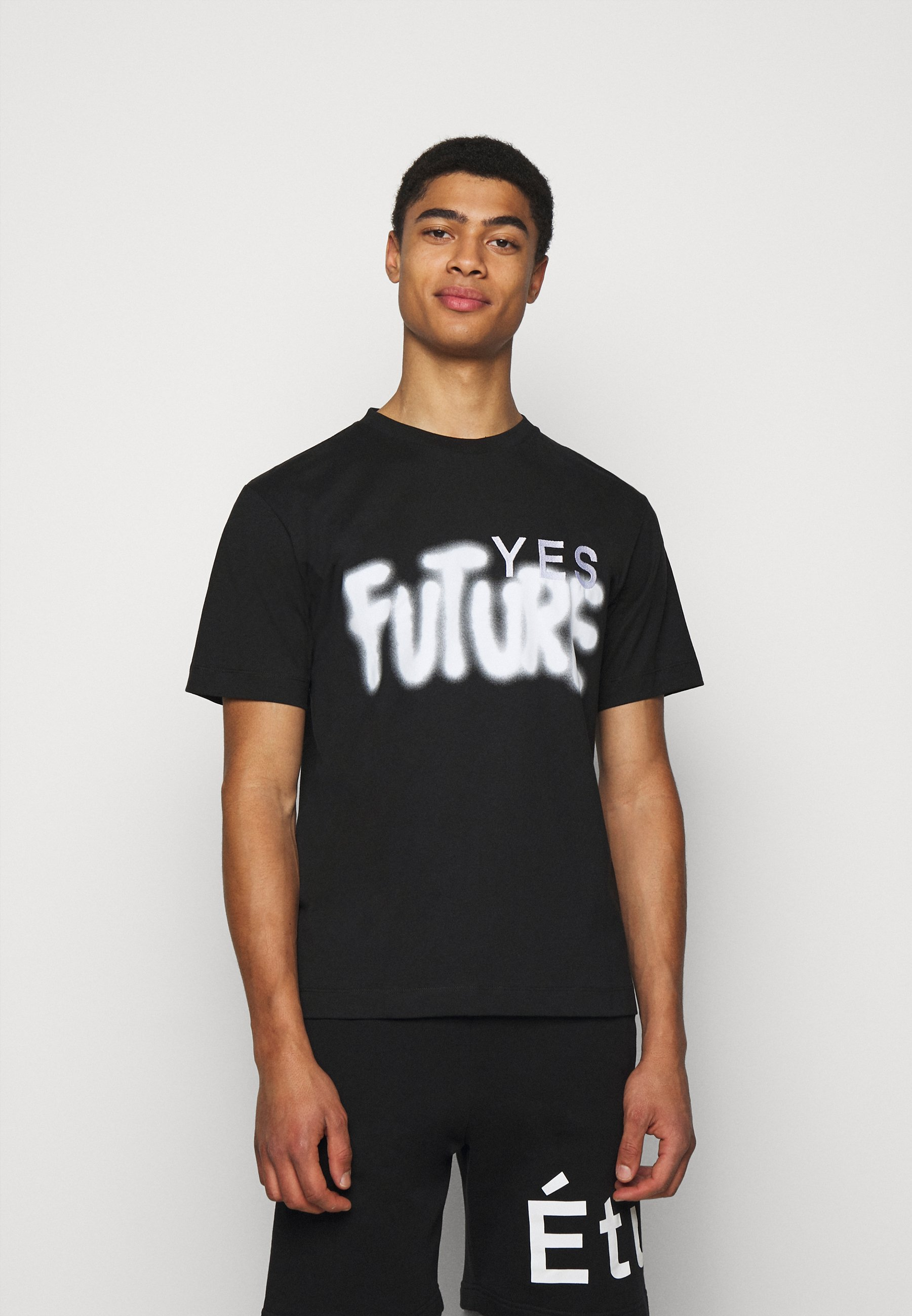 Women YES FUTURE UNISEX - Print T-shirt