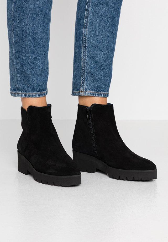 Botines bajos - noir